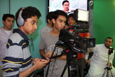 دورة التصوير التليفزيوني