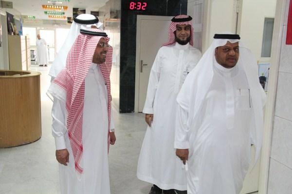 زيارة أ/ عبد الله الثقفي للمتوسط