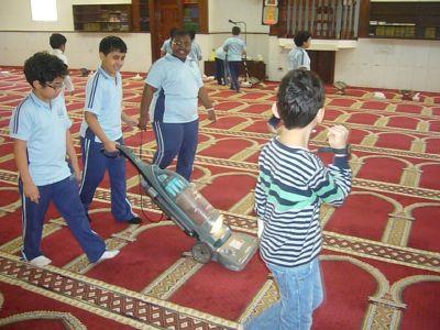 زيارة المساجد