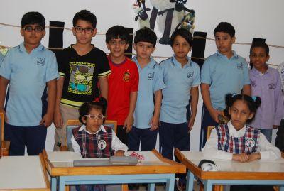 زيارة جمعية الأطفال المعوقين