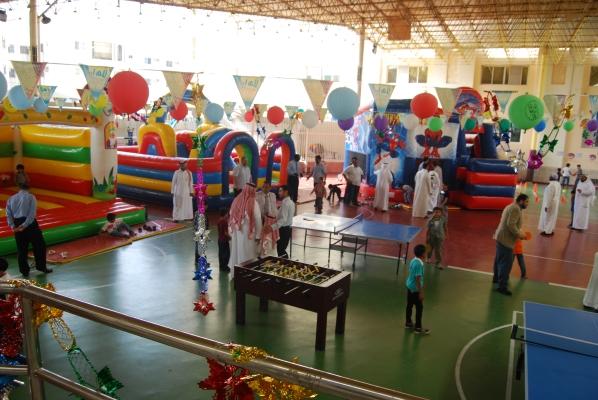 مهرجان فرحة طفل( شهادات الصفوف المبكرة)