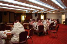 ورشة عمل المجلس العلمي لقسم التربية الاسلامية