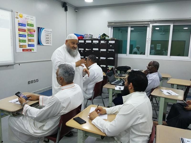 ورشة عمل  بعنوان  : تعزيز فاعلية التعلم باستخدام سوكراتف