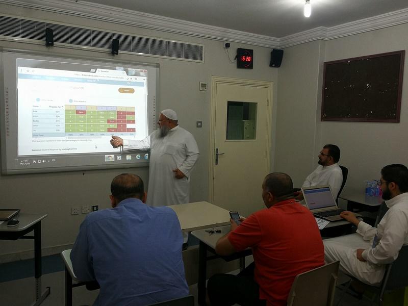 ورشة عمل : تعزيز فاعلية التعلم باستخدام سوكراتف